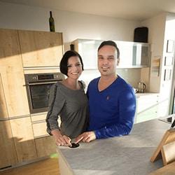 Une cuisine où il est encore plus plaisant de cuisiner