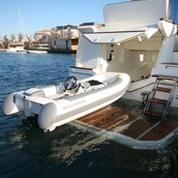 Boat manufacturer lifts onboard comfort to new levels