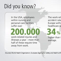 Myös hoitajien terveydellä on merkitystä