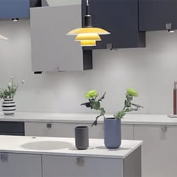 Control panels uniquely developed for kitchens