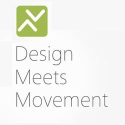 Designere og arkitekter over hele verden integrerer bevægelse i designet