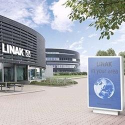 Wirtualny salon wystawowy LINAK® DESKLINE® & HOMELINE®