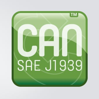 Electric actuators with CAN bus SAE J1939 for heavy-duty