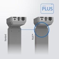 DL6 現在提供帶隱形滑墊的升降柱 PLUS 選項。