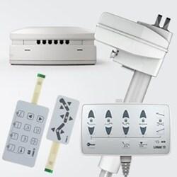 ベーシックOpenBus™システムで病院ベッドに新しい機能を加えました。