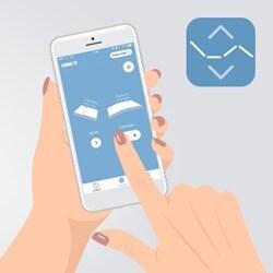 Nieuwe functie in de Bed Control App