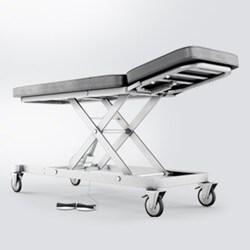 Flexibilita a skvělý design v polohovatelných zákrokových a lůžkách či stolech