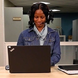 Watch the 'Work-life with LINAK' video series.
