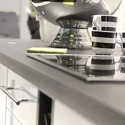 How do you bring movement into the kitchen