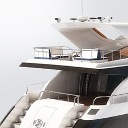 Implement durable movement in yacht designs