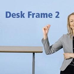 推出桌架方案 2