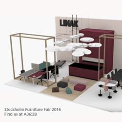 Zapraszamy na targi Stockholm Furniture Fair