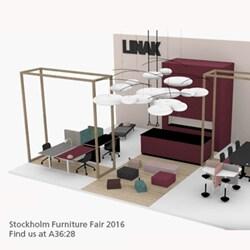 展示会出展のお知らせ:Stockholm Furniture Fair