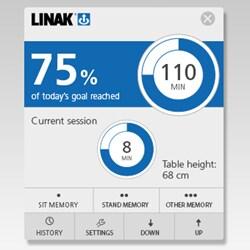 Le logiciel LINAK Desk Control est désormais disponible en plusieurs nouvelles langues