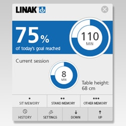 LINAK Desk Control now with new languages