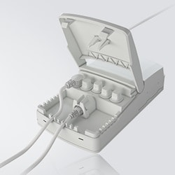 LINAK OPS to power heat pads in healthcare equipment