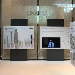 LINAK geeft technologie in 2018 een duw in de goede richting