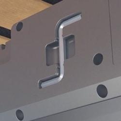 Bevar muligheden for at justere elevationssengen under strømsvigt