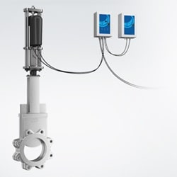 Maximice la disponibilidad de las válvulas instaladas en plantas de tratamiento de aguas residuales