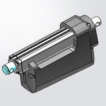 3d Konfigurator Fur Die Gestaltung Von Linearantriebssystemen In