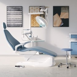 New LA40 HP gives dental chairs a power boost