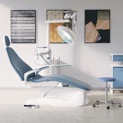 Nya LA40 HP ger tandläkarstolen mer kraft