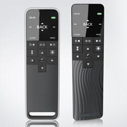 Les télécommandes HC40 pour lits de relaxation sont compatibles avec les systèmes simples et avancés.