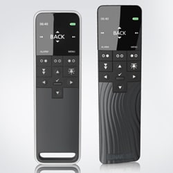 HC40 håndbetjeningerne til elevationssenge er kompatible med både basic og advanced systemerne.