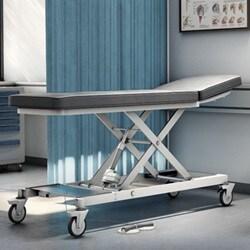 La nueva configuración del sistema aumenta el rendimiento general de las camillas de tratamientos