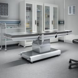 Powerful performance upgrade of modern operating tables