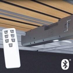 Emparejamiento rápido y sencillo del TD4 con su mando de control Bluetooth®