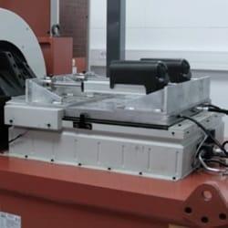 Stødtest af elektriske aktuatorer til industriel anvendelse