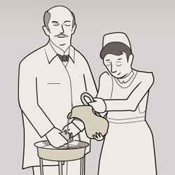 Améliorer encore le niveau d'hygiène – une histoire du secteur de santé