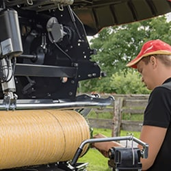 The flexible solution for balers