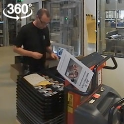 VR video: Take a look inside our production facility in Denmark