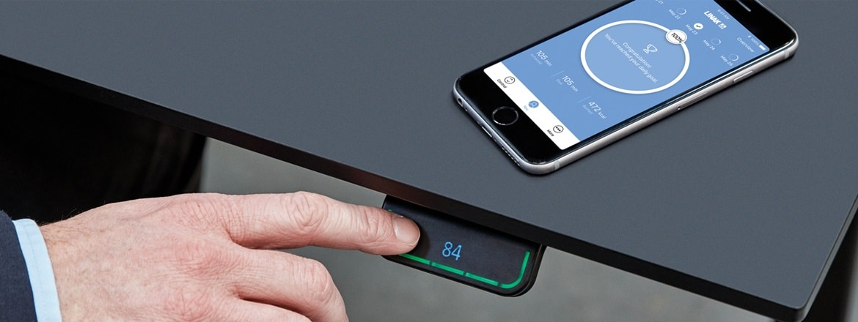 Desk Control Apps (데스크 컨트롤 앱)