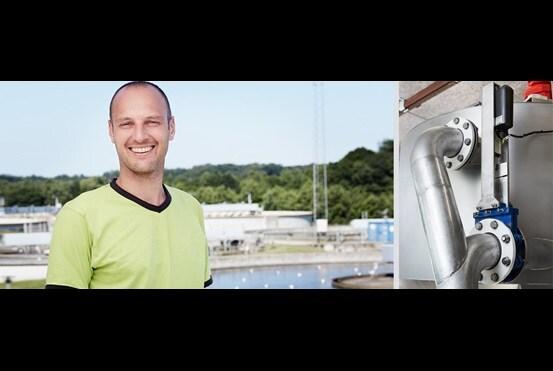 Kasper K. Frederiksen, provozní manažer společnosti Fredericia Spildevand og Energi A/S