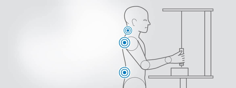 Perchè introdurre l'ergonomia nelle vostre linee produttive