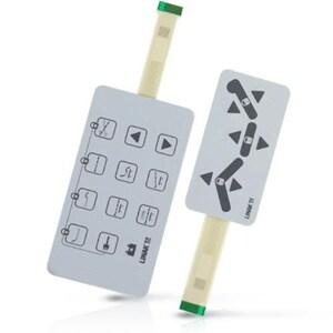 ACK (mando de enfermería con teclado)