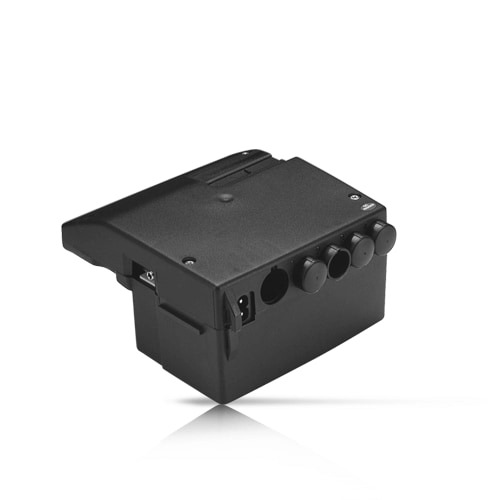 CB9H: Control box for electric actuator systems in comfort furniture