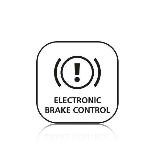 Elektroniczny system kontroli hamowania (EBC)
