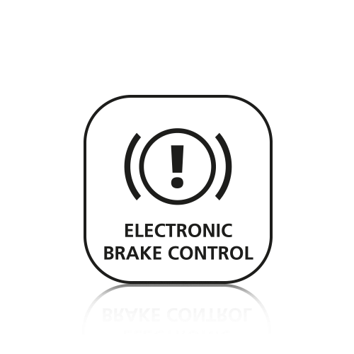 EBC: Electronic Brake Control for actuator systems in