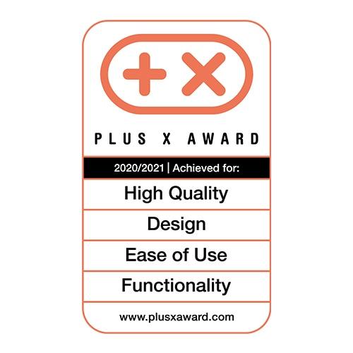 Plus-X-award-logo