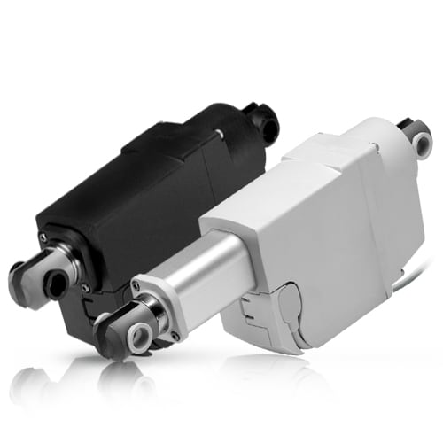 la23 compact and strong electric push and pull actuator Linear Actuator Battery linear actuator la23