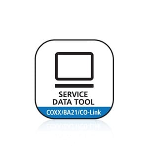 資料服務工具用於 COXX、BA21 和 CO-Link™
