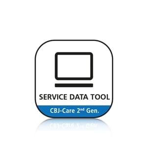 JUMBO Care 2nd Generation用サービスデータツール