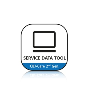Service Data Tool til JUMBO Care 2. generation