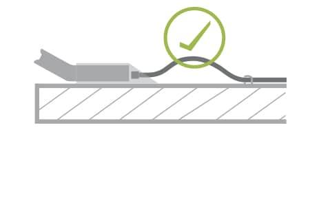 Montage Kabel DPG