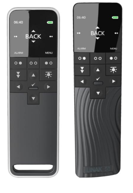 Het display van de HC40 Advanced. Biedt nóg meer functies