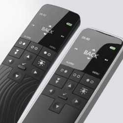 Save favourite positions or features as shortcuts in the HC40 Advanced